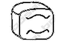 BOSAL Almohadilla de tope, silenciador MERCEDES-BENZ T1 T1/TN 100 255-157