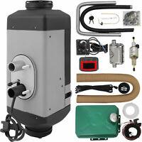 12V 2KW/2000W Diesel Air Heater Kit For Car Truck RV Motorhome Trailer Boat