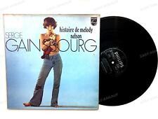 Serge Gainsbourg - Histoire De Melody Nelson FRA LP 1978 FOC /4