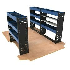 Van Racking System Heavy Duty Professional Strong Steel Van Shelving 3 Units