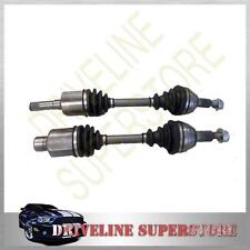 A PAIR OF FRONT CV JOINT DRIVE SHAFTS FOR HOLDEN CAPTIVA T/Diesel 2006 Onwards