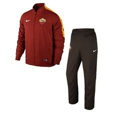 2987 AS ROMA 12-13 ANNI NIKE TUTA bambino JUNIOR TRAINING TRACKSUIT 645969 678