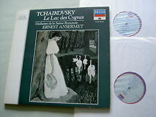 TCHAIKOVSKY Swan Lake Ansermet vinyl 2LP