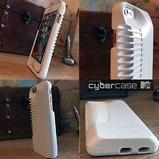 Apple Iphone 6s Estuche de sonido resistente de alto impacto balístico Concha blanco