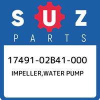 New Genuine Suzuki Water Pump Impeller /& Shaft 2002-2016 RM85 RM85L OEM #X195