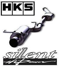 HKS SILENT HI-POWER EXHAUST SYSTEM - TOYOTA SUPRA JZA80 31019-at005
