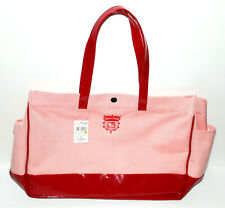 "HELLO KITTY Red & Pink TOTE BAG PURSE ""Sold In Japan Only"" 2002 BNWT Sanrio RARE"