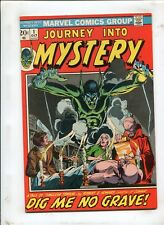 JOURNEY INTO MYSTERY #1 - DIG ME NO GRAVE! - (8.0) 1972