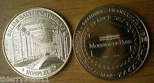 Medal Tourism Honfleur City Church France 2010 Monnaie de Paris Free Ship Word