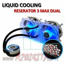 HEATSINK LIQUID ZALMAN RESERATOR 3 MAX DUAL CPU RADIATOR LED BLU FAN