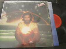 Kenny Loggins Lp Keep The Fire in Shrink Ex to Nr Mint