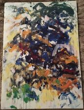 JOAN MITCHELL: The Last Paintings, 2011 OUT-OF-PRINT Exhibition Catalog VG Cond.