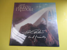 SEALED / L RON HUBBARD AND FRIENDS - ROAD TO FREEDOM LP SCIENTOLOGY CHICK COREA