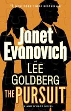 Fox and O'Hare Ser.: The Pursuit by Lee Goldberg and Janet Evanovich (2016, Hardcover)