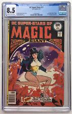 DC Super-Stars #11 (1977) CGC 8.5 VF+ Carmine Infantino Cover DC Comics