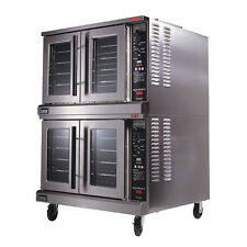 Lang ECOF-AP2 Electric 2 Deck Convection Oven