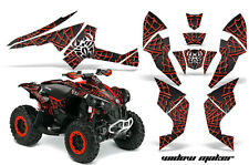 CanAm Renegade500/800/1000 AMR Racing Graphic Kit Wrap Quad Decal ATV All WDOW R