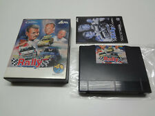 Thrash Rally SNK Neo-Geo AES Japan VGOOD