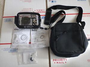 Ikelite Ultracompact Camera Underwater Housing 6270.03 Panasonic DMC-TS3, FT-3