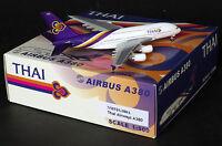 Thai Airways A380 Netmodels Diecast Models Scale  1:500           NM5TG380A