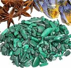Malachite Mini Gemstone Chips Candlemaking Orgonite Wicca Chakra Roller Crystals