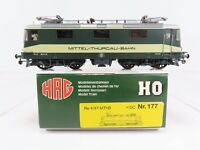 HO Scale HAG 177 MThB Mittel Thurcau Bahn Re 4/4 European Electric Locomotive 21