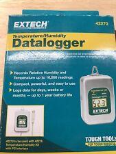 Extech Instruments Temperature/Humidity Datalogger 42270