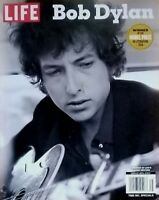 LIFE MAGAZINE SPECIAL EDITION BOB DYLAN LITERATURE NOBEL PRICE WINNER 2017 NEW..