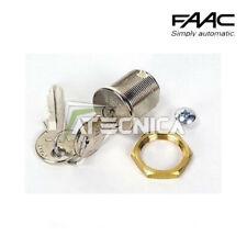 Serratura chiave personalizzata selettore FAAC XK 10 11 originale 71275101