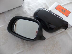 SAAB 9-5 2003 - 2009, MIRROR GLASS LEFT , WIDE ANGLE HEATED NEW AUTO DIMMING OE