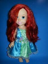 "My First Disney Princess The Little Mermaid ARIEL 15"" Toddler Doll"