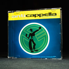 Anticappella - Express Your Freedom - music cd EP