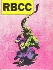 ROCKET'S BLAST COMICOLLECTOR #125, Berni Wrightson RBCC