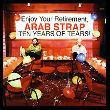 Arab Strap-Ten Years Of Tears  CD NEW