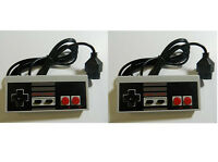 Two Lot NEW 8 Bit NES Controller for Nintendo NES System Console