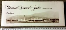 1981 • Cadbury • Claremont Diamond Jubilee (October 1921 - 1981) • Chocolate Box