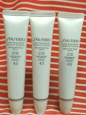 Shiseido Urban Environment TINTED UV PROTECTOR SPF 43 Face Cream ~ U PICK 1.1 oz