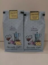 4 BAGS COFFEE MASTERS SPECIALTY GROUND COFFEE