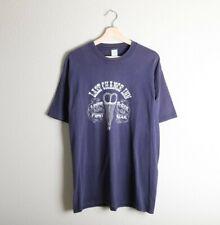 New listing Vintage 90s Last Chance Inn Saloon Bar Biker Motorcycle T Shirt Frisco Sz Xl
