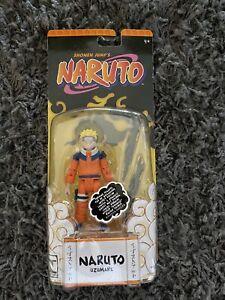 Mattel 2006 Shonen Jump's Naruto Uzumaki Figure