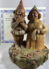 Martha & Jay-R 1983 Tom Clark Gnome Cairn Studio Item #73 Ed #51 Free Ship