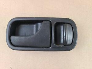 OEM 1989 - 1994 Nissan 240sx S13 Right Passenger Interior Door Handle Black