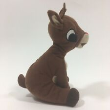 """Rudolph the Red Nosed Reindeer Plush 7"""" Stuffed Animal Toy"""