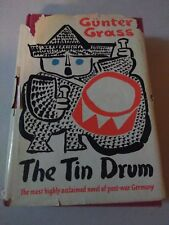The tin drum by Gunter grass 1962 hardcover classic