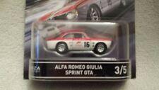 Hot Wheels ALFA ROMEO GIULIA SPRINT GTA 3/5 Forza Motorsport