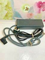 Console Power Adaptor Microsoft XBOX 360 DPSN-186EB-1A With Mains Cable