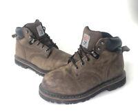 Mens Steel Toe Work Boot-Herman Survivors Circuit-Size 9 - Waterproof