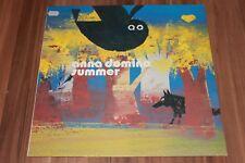 """Anna Domino - Summer (1986) (Vinyl 12"""") (Les Disques Du Crépuscule – TWI 641)"""