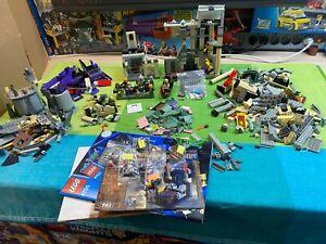 Lego Harry Potter Konvolut, 4709, 4755, 4731, 4753, unvollständig