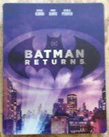 Batman Returns (Limited Edition Steelbook) {4K Ultra HD + Digital HD]